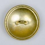 Guzik górniczy złoty śr. 25 mm