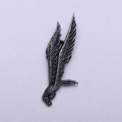 Cichociemni Zwykły znak spadochronowy wz.1944, na śrubkę