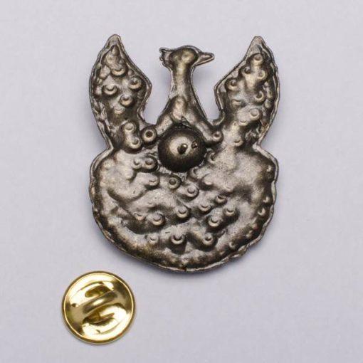 Orzełek Legionów Polskich 1914-1917 na metalową szpilkę