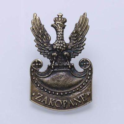 Polski Orzeł Legionowy wz. 1919, na szpilkę (pin)