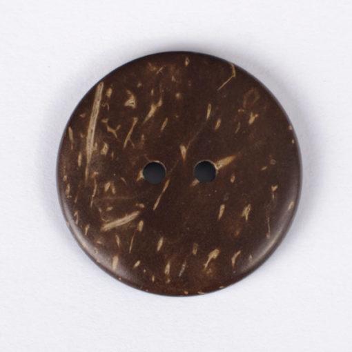 Guzik kokosowy do przyszycia 28 mm