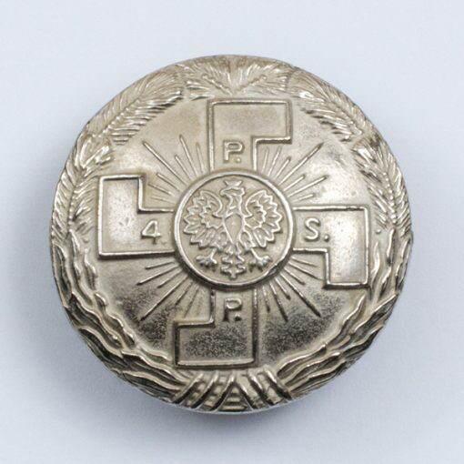 Odznaka mundurowa 4 Pułku Strzelców Podhalańskich