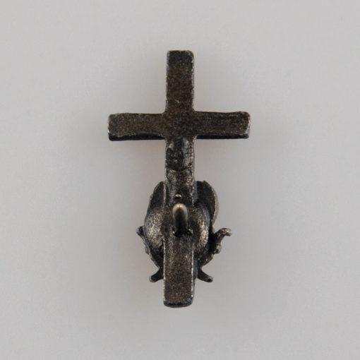 Krzyżyk z orzełkiem legionowym wz. 1919, do wpięcia