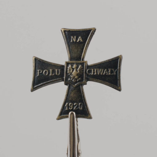Odznaka Krzyż Walecznych na Polu Chwały 1920