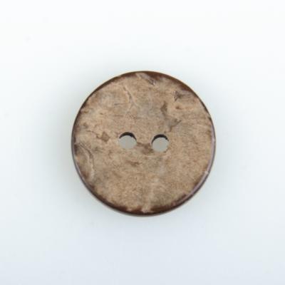 Guzik kokosowy do przyszycia 18 mm