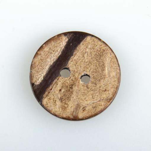 Guzik kokosowy do przyszycia 20 mm