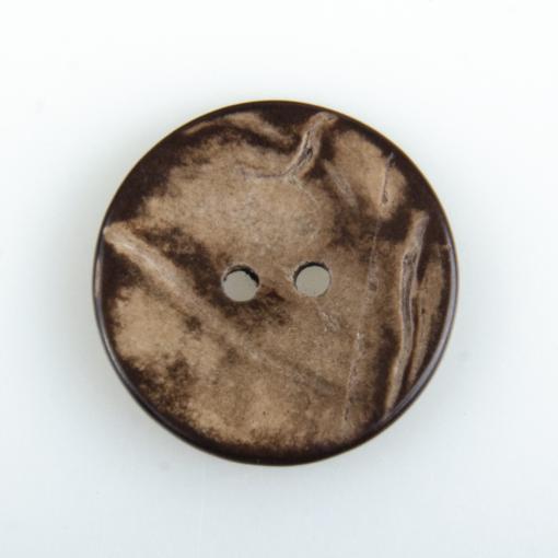 Guzik kokosowy do przyszycia 22 mm