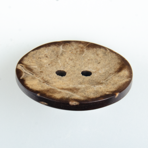 Guzik kokosowy do przyszycia 25 mm