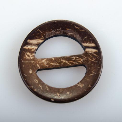 Klamra kokosowa 38 mm okrągła