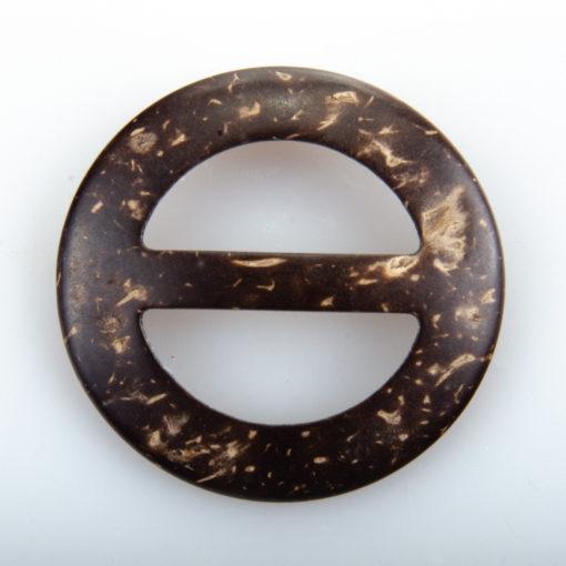 Klamra kokosowa 44 mm okrągła