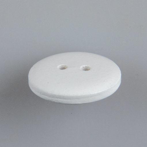 Guzik drewniany okrągły, 2 dziurki, kolor MIX, śr. 20 mm DIY