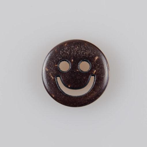 Guzik kokosowy buźka 12,5 mm